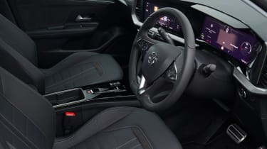 2021 Vauxhall Mokka - interior wide