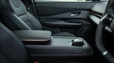 Nissan Ariya upholstery