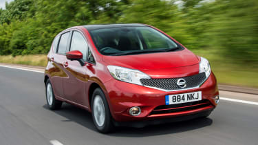 Nissan Note - Best Car for Under £150