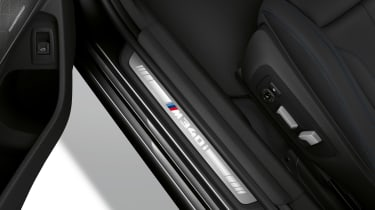 2019 BMW M340i xDrive sill