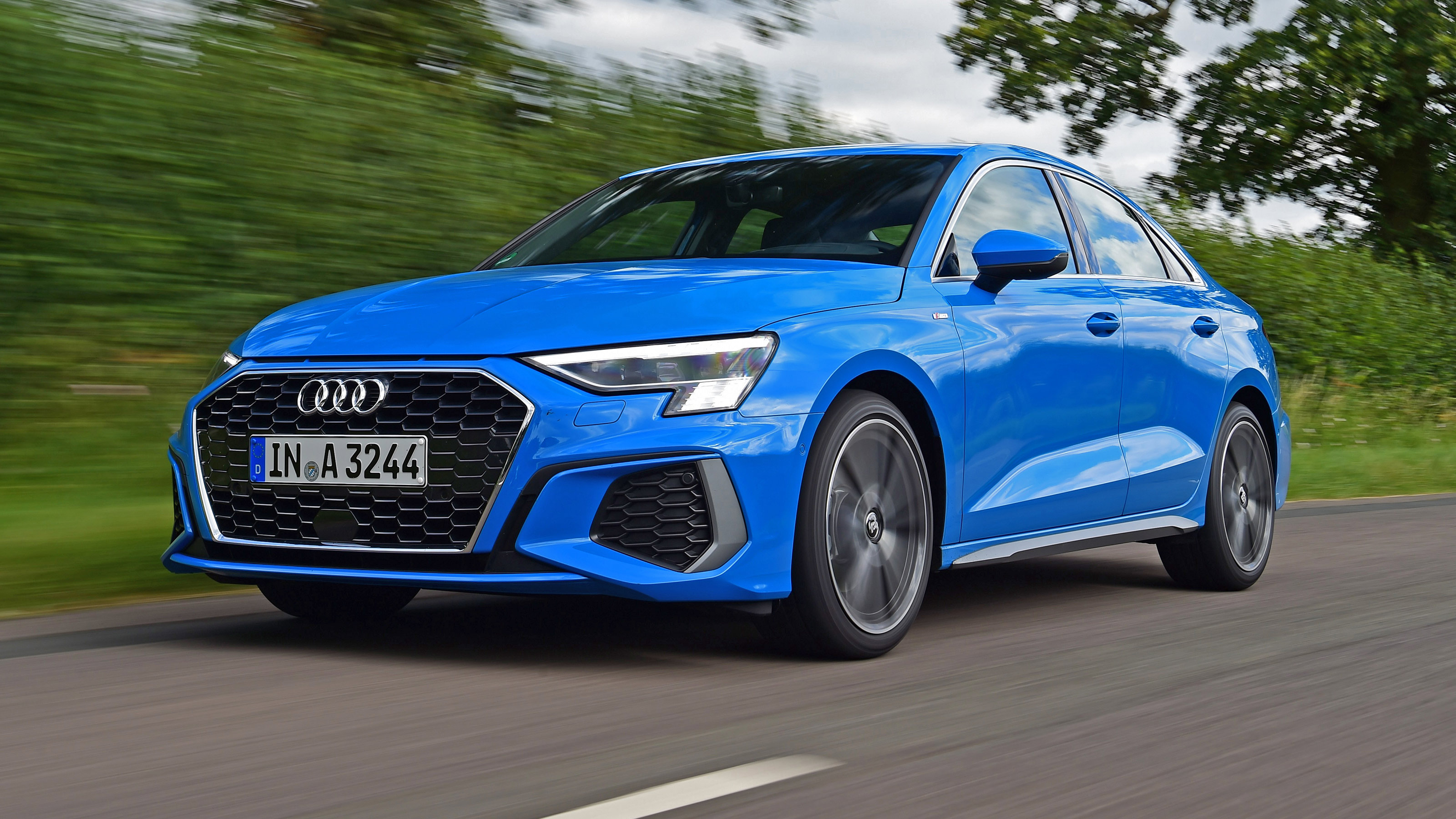 Audi A3 Saloon review 2020 review   Carbuyer