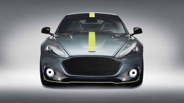 Aston Martin Rapid AMR – Front