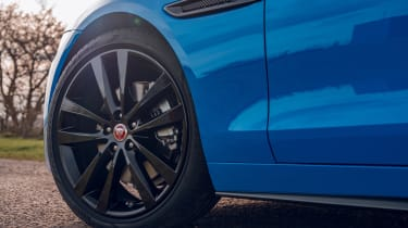 Jaguar XE Reims Edition alloy wheel