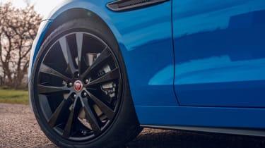 Jaguar XE Reims Edition alloy wheel