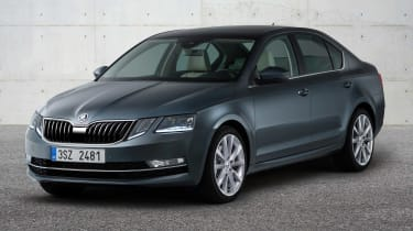 The successful Skoda Octavia range gets a new look and updated infotainment systems in 2017