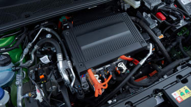 Vauxhall Mokka-e powertrain