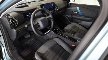 2021 Citroen e-C4 - interior