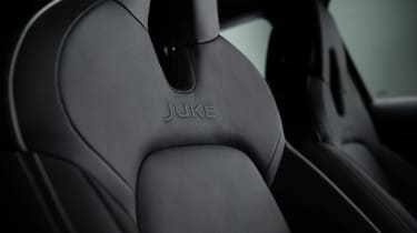 New Nissan Juke seats
