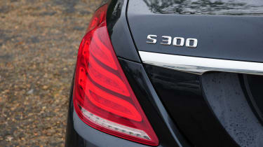 The S300h is the best choice for those with big motorway miles to cover