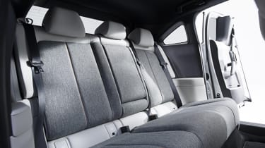 Mazda MX-30 rear seats