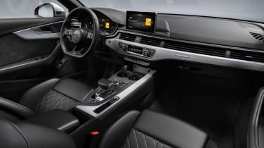 Audi S4 Saloon TDI - Interior cut view