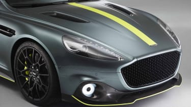 Aston Martin Rapid AMR – front detail