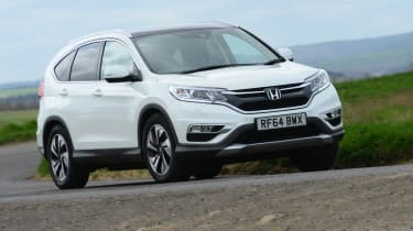 Over this time the CR-V has built up a reputation for being tough and reliable