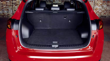 Hyundai Tucson N Line - boot