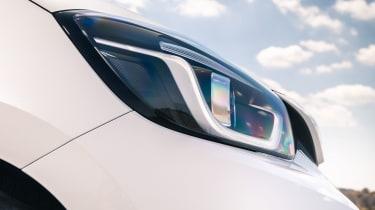 Honda Jazz hatchback headlights