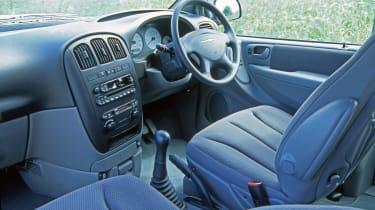 Chrysler Voyager interior