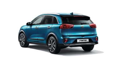 2019 Kia Niro - rear