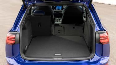 2021 Volkswagen Golf R Estate - boot