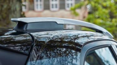 Honda HR-V SUV roof rails