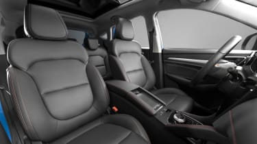 2021 MG ZS EV SUV
