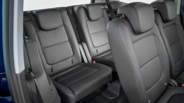 SEAT Alhambra MPV third row seats
