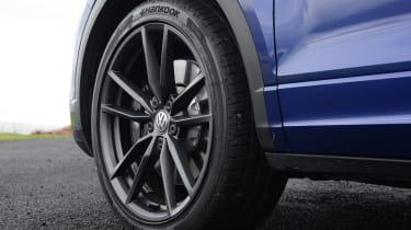 Volkswagen T-Roc R alloy wheel