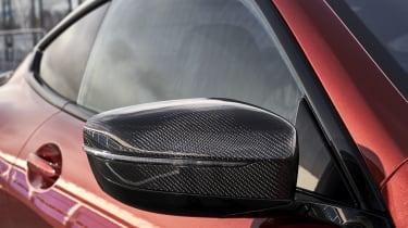 BMW M850i mirror