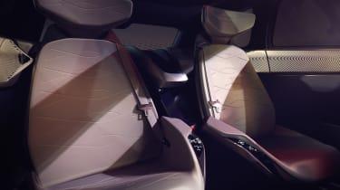 2021 Volkswagen ID. Roomzz - seats