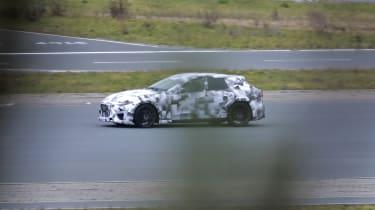 2022 Ferrari Purosangue SUV - prototype passing shot