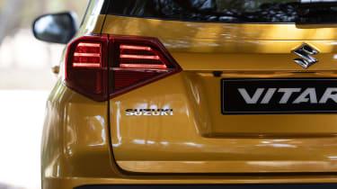 2018 Suzuki Vitara rear light