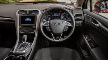Ford Mondeo hatchback interior