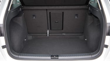 SEAT Ateca SUV boot