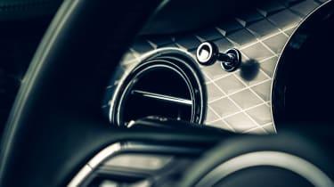2020 Bentley Bentayga SUV - air vent