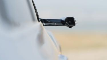 Audi e-tron Sportback SUV side camera