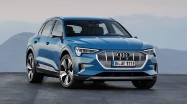 Audi e-tron front