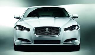 Jaguar XF saloon 2013 front static