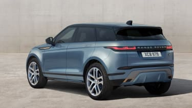 New Range Rover Evoque 2019 reveal rear