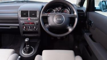 Audi A2 - interior