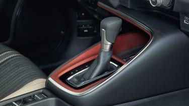 Honda HR-V SUV gear selector