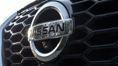 Nissan Juke SUV badge