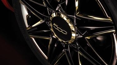 2020 Fiat 500 electric Bvlgari - alloy wheel