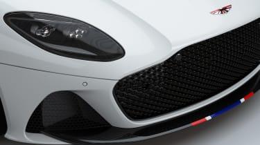 Aston Martin DBS Superleggera Concorde Edition front splitter
