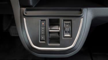 Vauxhall Vivaro-e Life gear selector