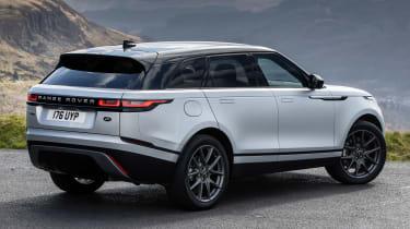 Range Rover Velar SUV rear 3/4 static