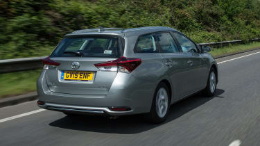 If you don't need an estate there's a five-door hatchback version, too