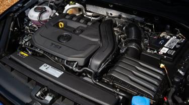 Volkswagen Golf hatchback engine