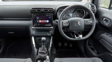Citroen C3 Aircross SUV interior