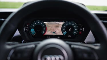 Audi A3 Sportback hatchback Virtual Cockpit