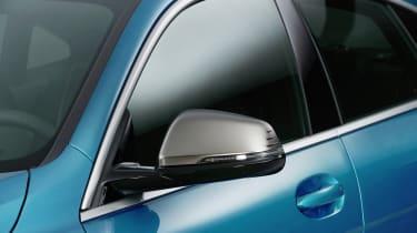2020 BMW 2 Series Gran Coupe M235i xDrive - side view close