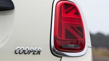 MINI 5-door hatchback rear light